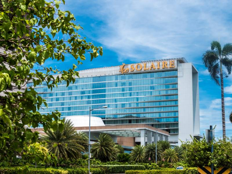 Solaire Resort + Casino