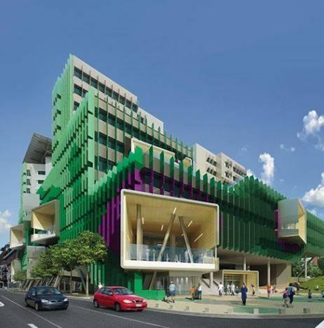 Queensland Children's Hospital, QLD