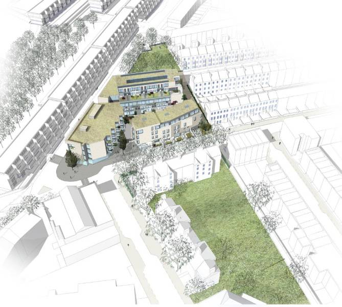 Schöck chosen for major UK Passivhaus residential scheme