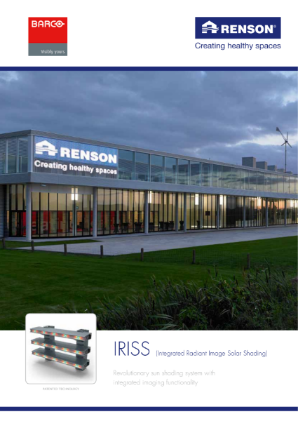 IRISS (Integrated Radiant Image Solar Shading)
