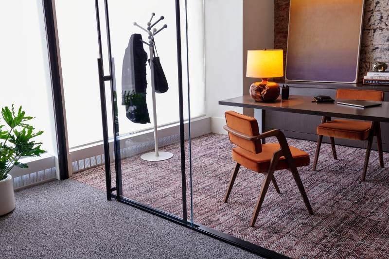 Haven Carpet Tile Collection: Honest
