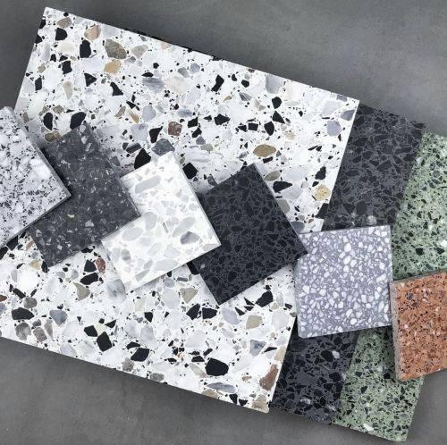 Terrazzo Cement Tiles