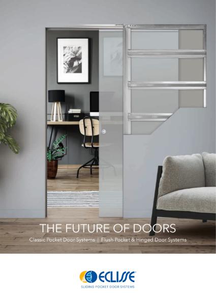Eclisse Sliding Pocket Door Systems - Future Of Doors