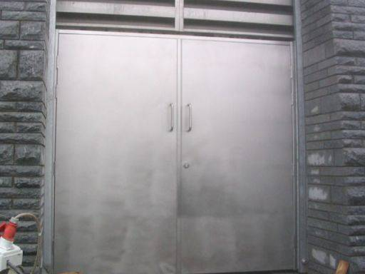 Armourdoor Security Steel Door AD20 - Double