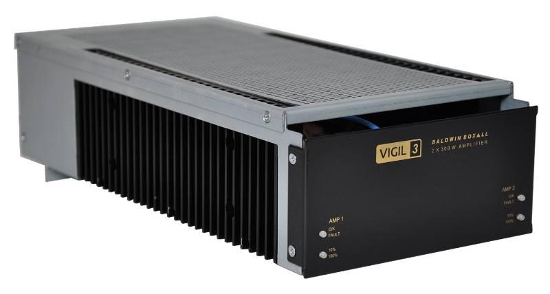 BV300D amplifier