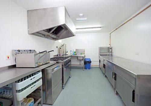 Beplas Elite CE-K Hygienic Wall Cladding