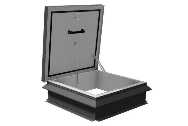 Access Hatch for Roof Access 50 mm Thermally Broken SRHP50