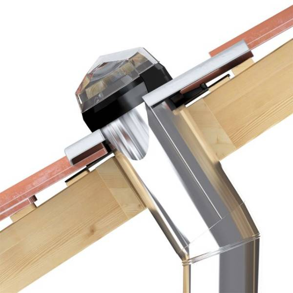 Diamond Daylight Sun Pipe for Pitched Roofs