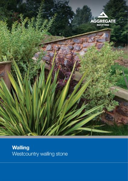 Westcounty walling stone