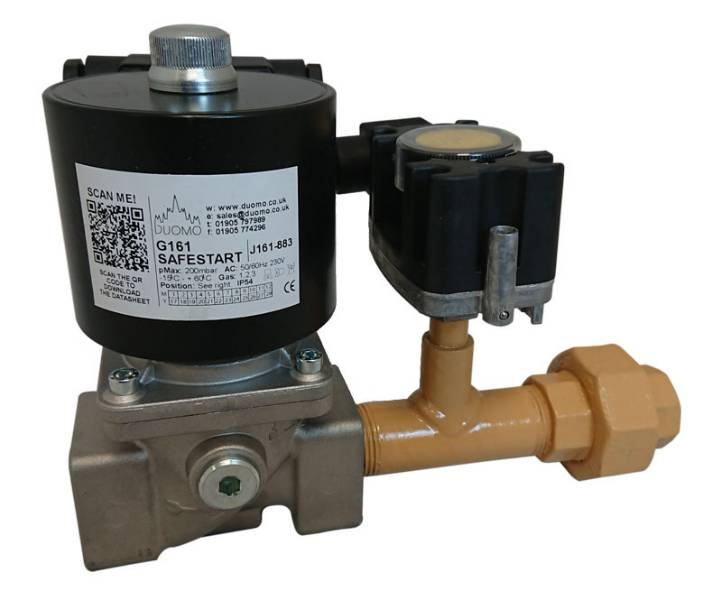 G161 Gas Proving System