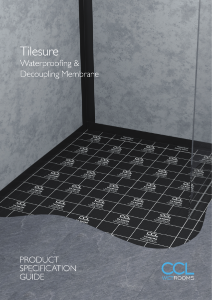 Tilesure Waterproofing & Decoupling Membrane