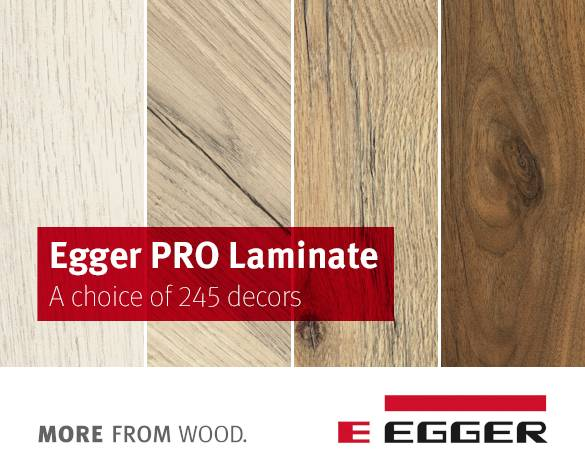 EGGER PRO Laminate Flooring