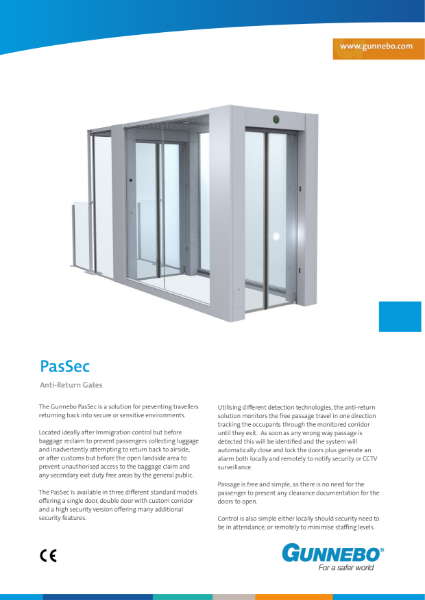 Anti-Return Gate - PasSec