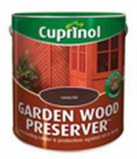 Cuprinol Exterior Wood Preserver