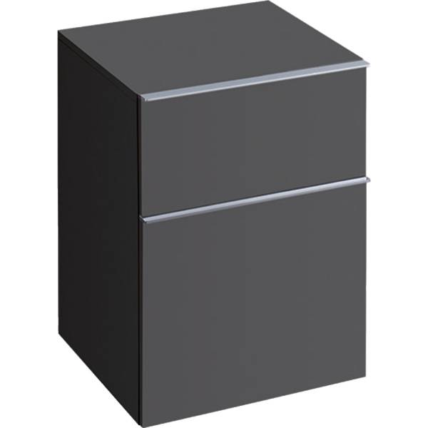iCon low cabinet with two drawers