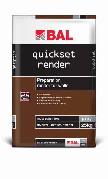 Quickset Render