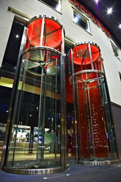 Revolving Doors, Deventer Theatre