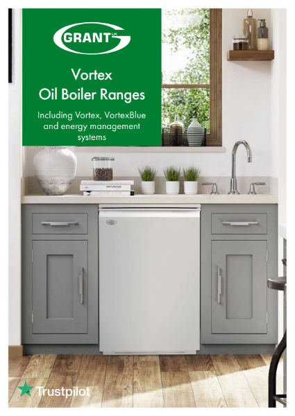 Grant Vortex Oil Boiler Range Brochure