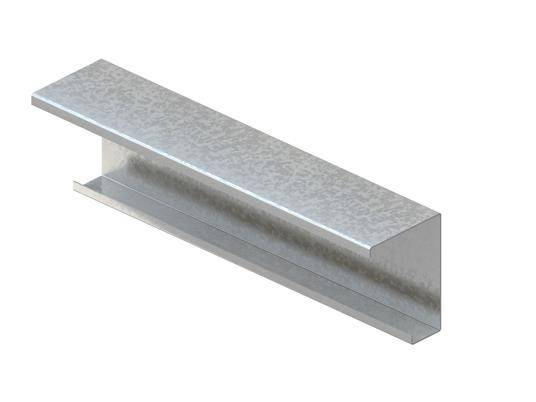 Panel Joint Rail G section