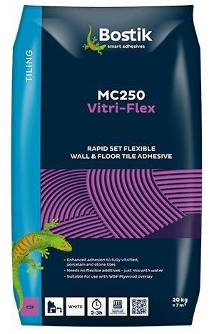 Bostik MC250 Vitri-Flex - Adhesives