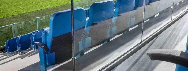 Q-railing Easy Glass Smart - Fascia Mount