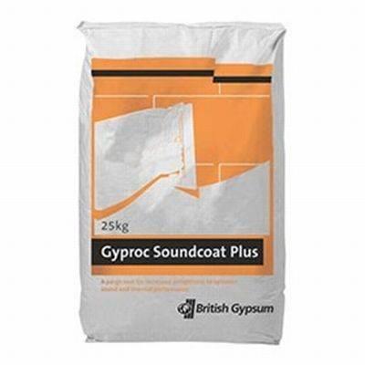 Gyproc SoundCoat Plus