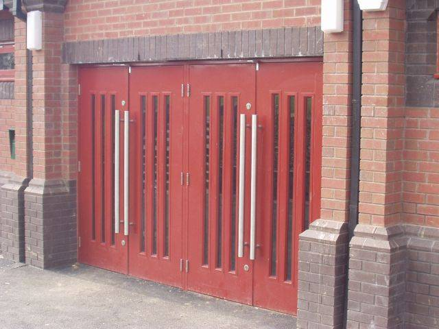 Communal Entrance Steel Doorsets - Armourdoor AD40