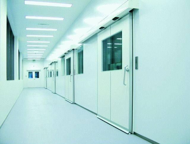 SLX/D Hermetically Sealed Automatic Sliding Door