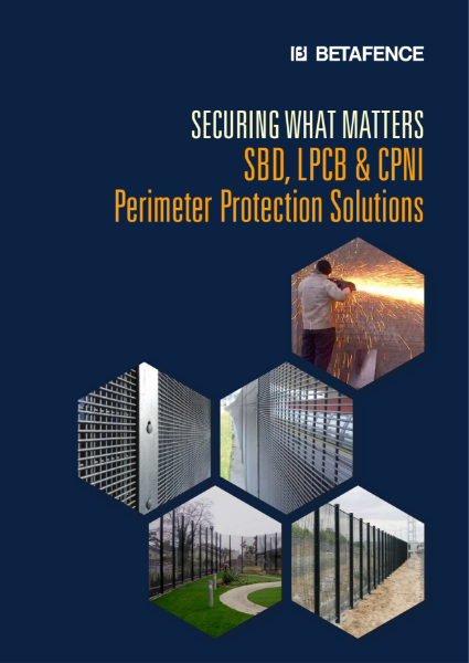 SBD, LPCB & CPNI Approved Fences