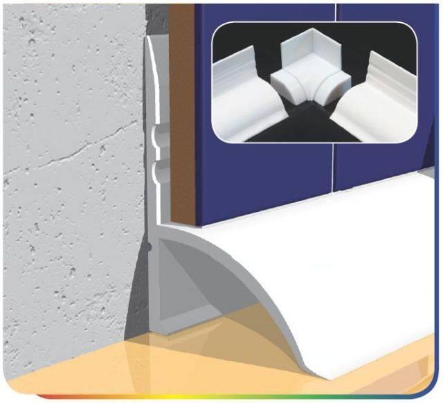 PVC Seal Under/ Over Tile