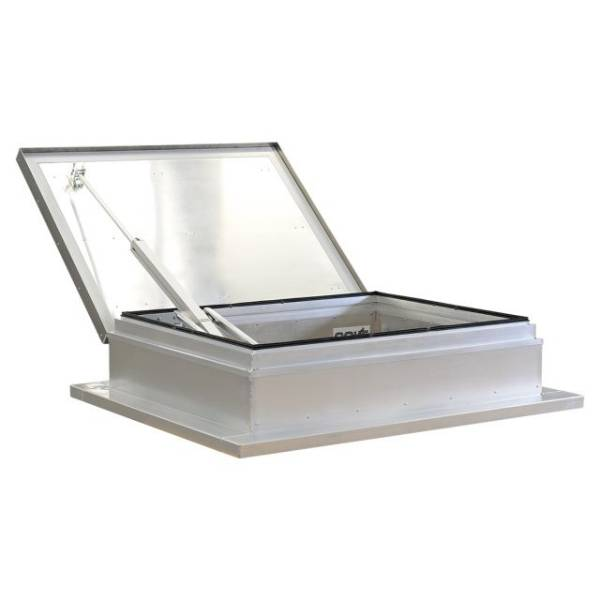 AXS 140 Combined AOV Smoke Ventilator and Roof Access Hatch