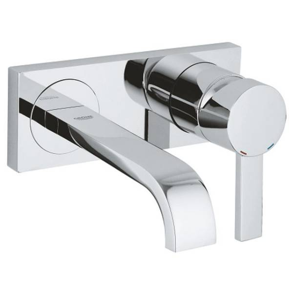 Allure Two-Hole Basin Mixer