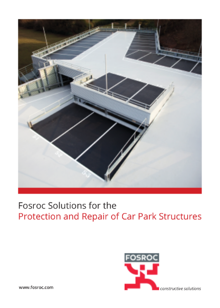 Protection and Repair of Car Park Structures