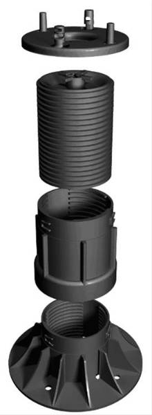 RDA Self Levelling Adjustable Decking Pedestal
