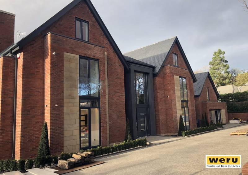New Build Project in Lancashire