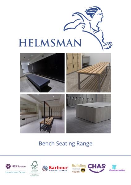 Helmsman Bench Seating Brochure