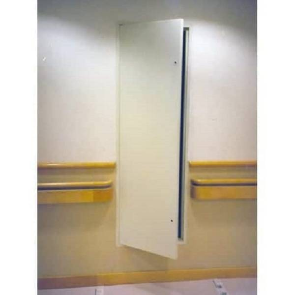 Fire Rated Riser Doors - Acoustic Rated Metal Door Picture FrameFire