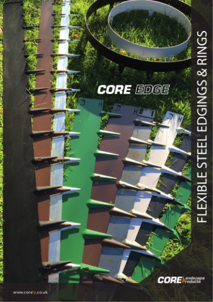 CORE EDGE Metal Edging Product Brochure