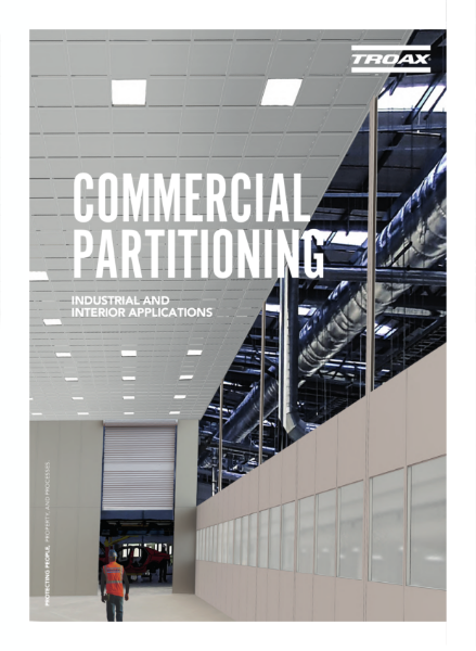 Troax Lee - Commercial Partitioning