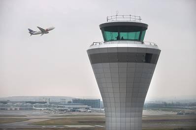 Birmingham City Airport, New Control Tower