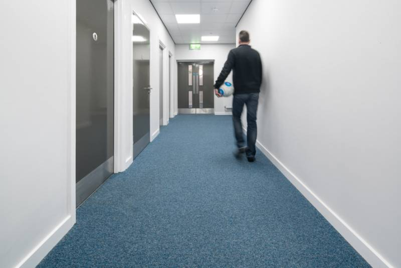 Stair Edgings, Matting & Carpet - Tranmere Rovers