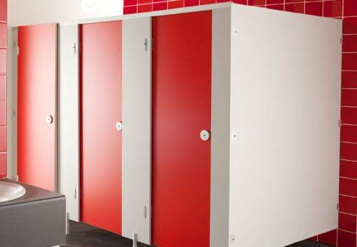 Malvern® Fast-Track WC Cubicles