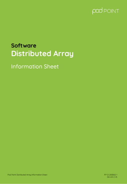 Distributed Array Information Sheet