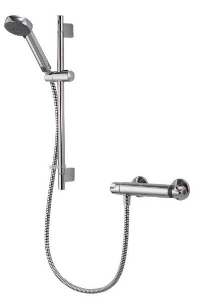 Midas™ 100 Bar Mixer Shower