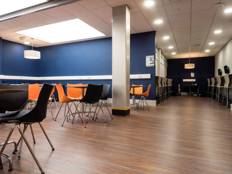 Expona Flow flooring adds vibrant touch to the University of Nottingham