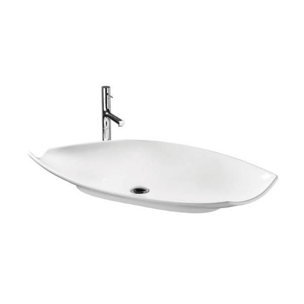 Stilaro 109 cm Vessel Washbasin