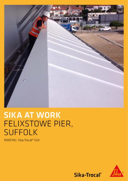 Felixstowe Pier, Suffolk