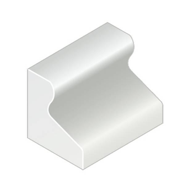 Trief® GST2A Short Kerb - 543 mm