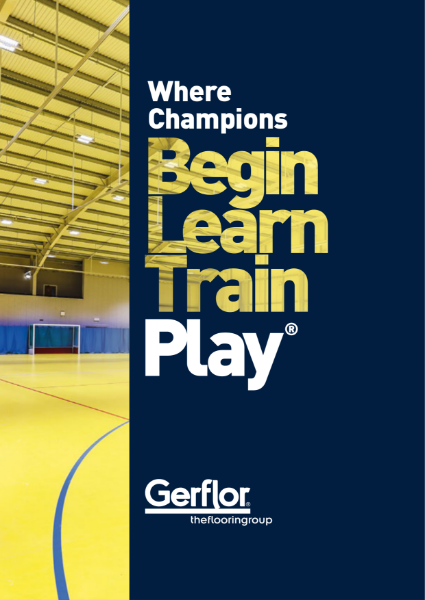 Gerflor Sports Brochure