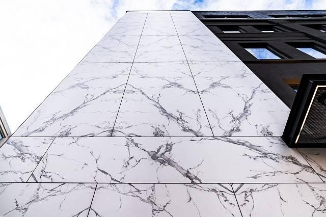 Architectural Facade Panels Dekton